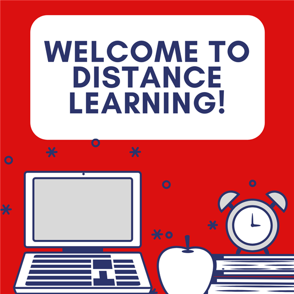 Welcome to Distance Learning! (Click Here)