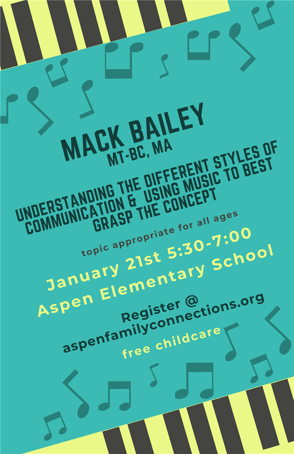 January 21st, 5:30 PM @ AES